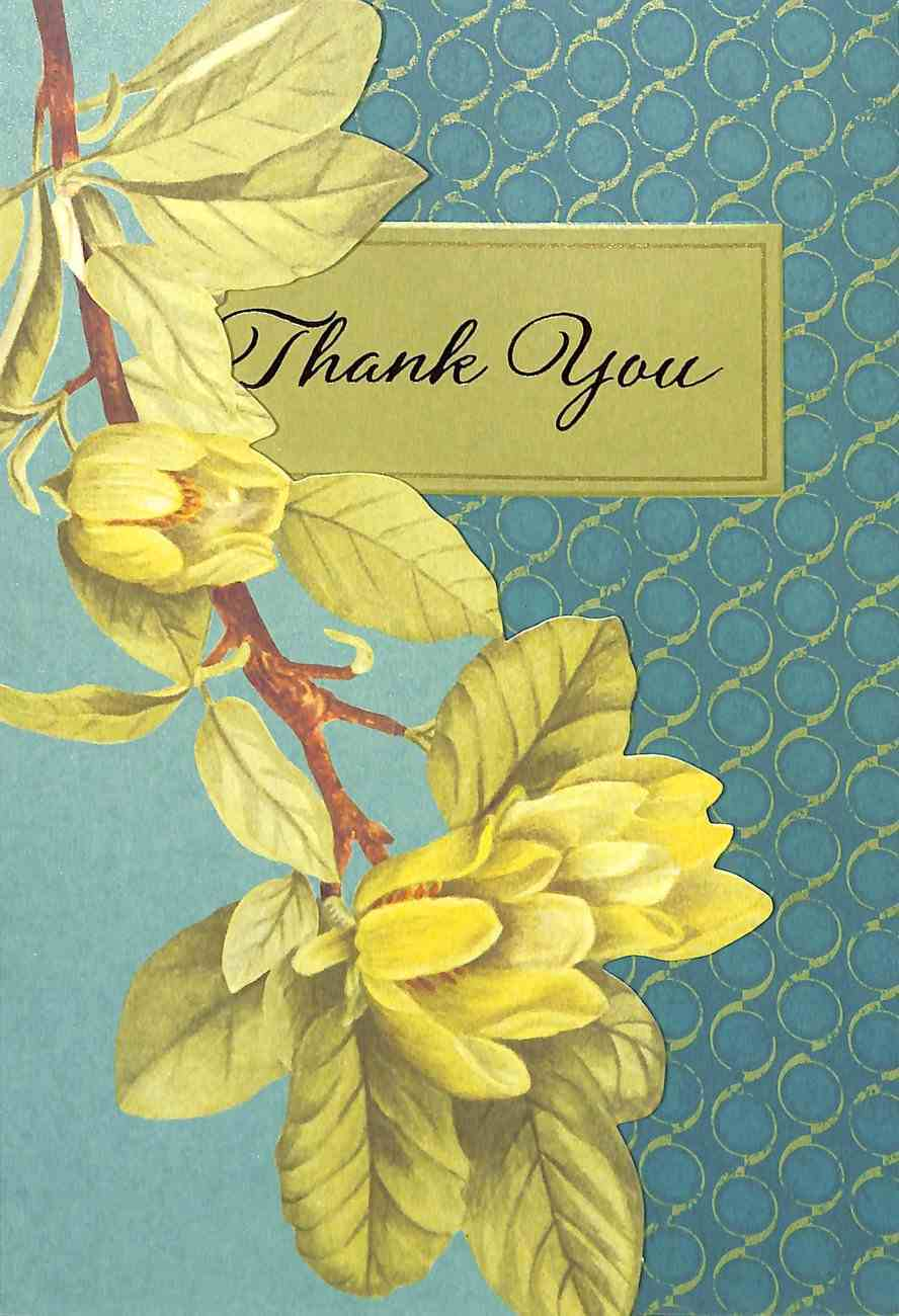 Thank You - For Anyone Cards