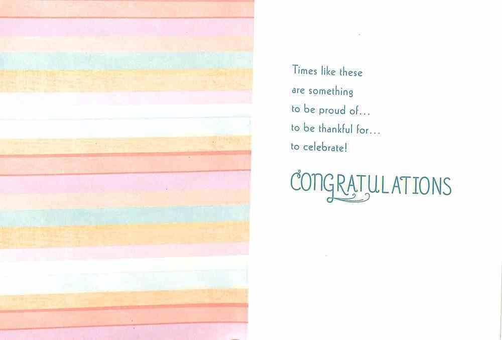 Congrats-For Anyone Cards