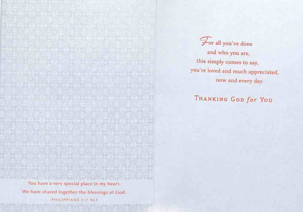 For Dad, on Your Birthday (Red Writing) Cards