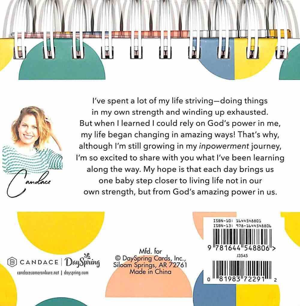 Daybrighteners: Inpowered Woman Spiral