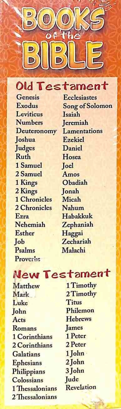 Bookmark: Books of the Bible Psalms 119:11 NIV (25 Pack) (Kids) Stationery
