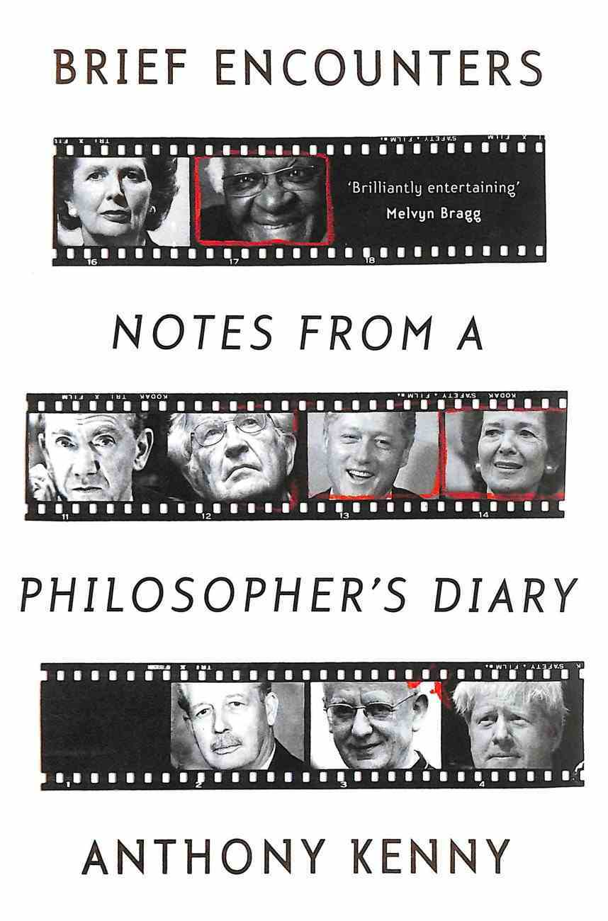 Brief Encounters: Notes From a Philosopher's Diary Hardback