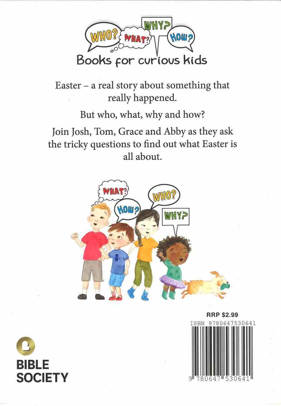 Who? What? Why? How? Easter Paperback