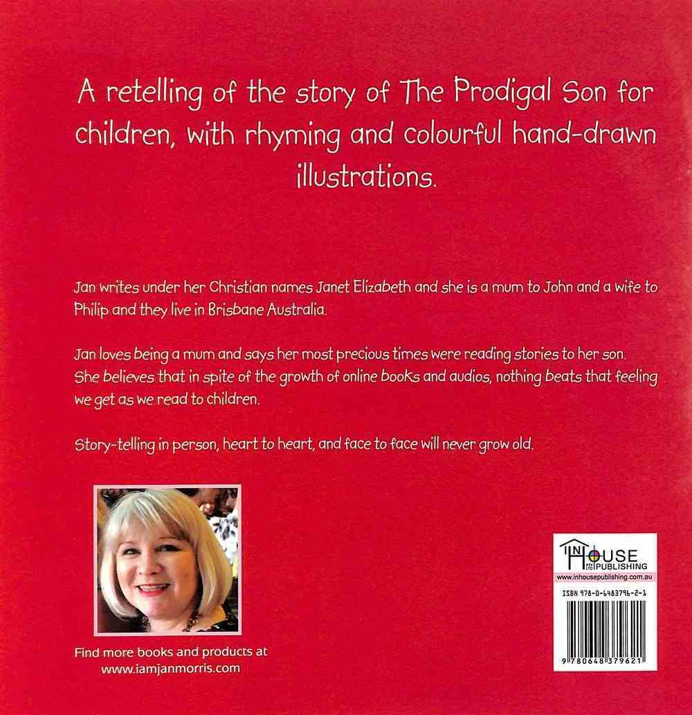 The Prodigal Son (The Parables Of Jesus Series) Paperback
