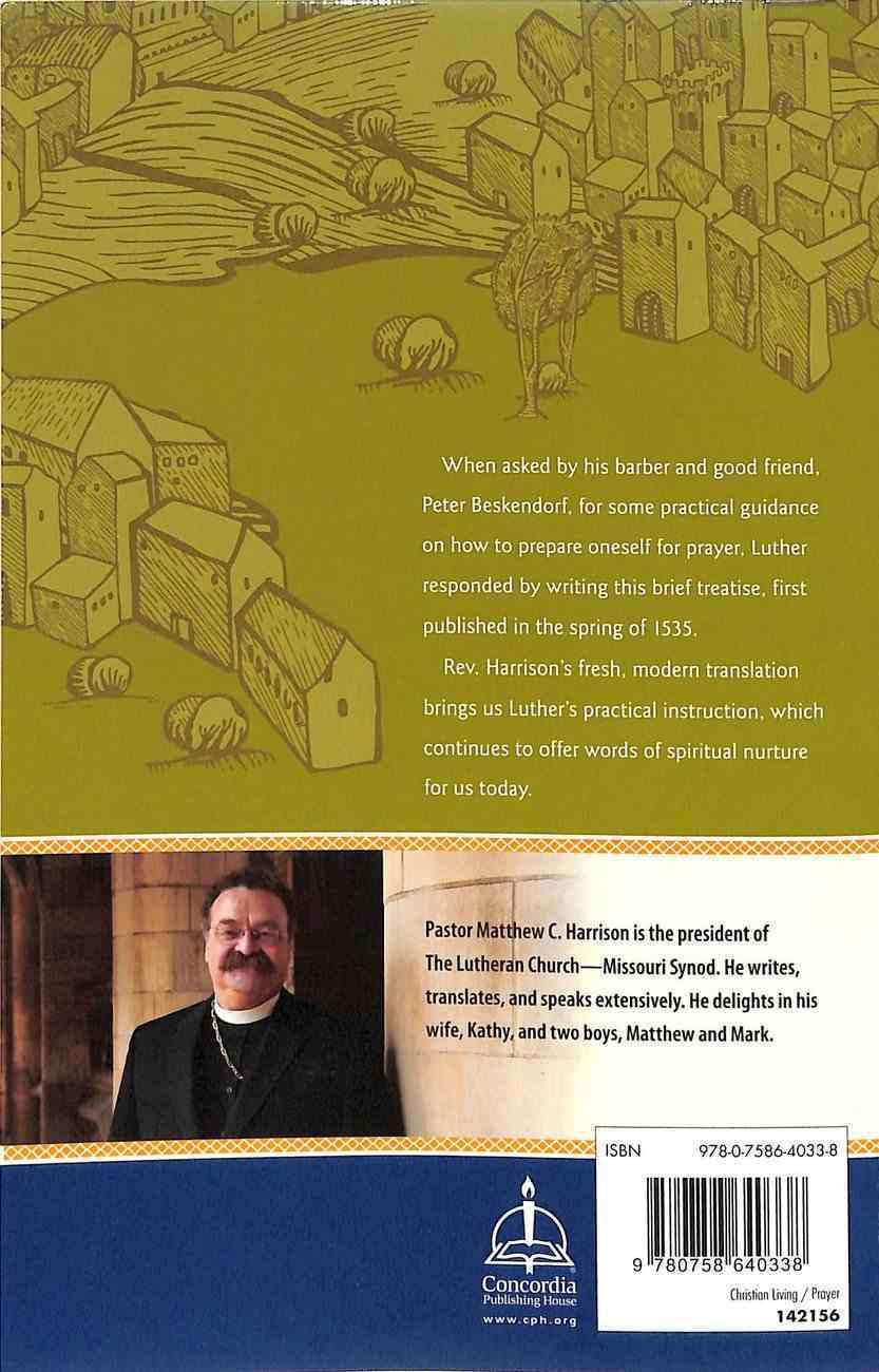 A Simple Way to Pray Paperback