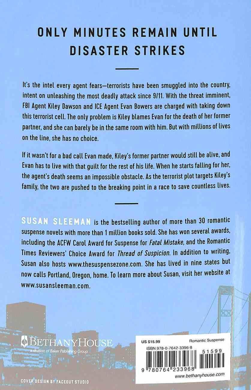 Minutes to Die (#02 in Homeland Heroes Series) Paperback