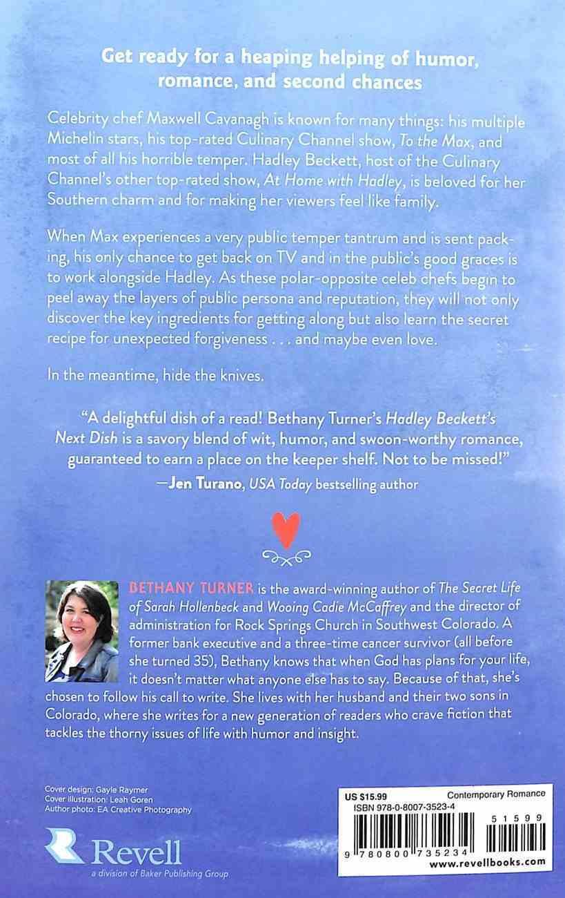Hadley Beckett's Next Dish Paperback