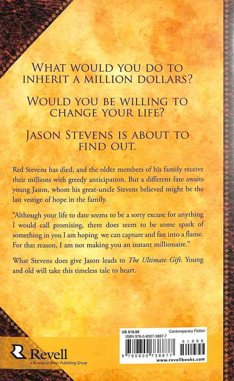 The Ultimate Gift: A Novel Hardback