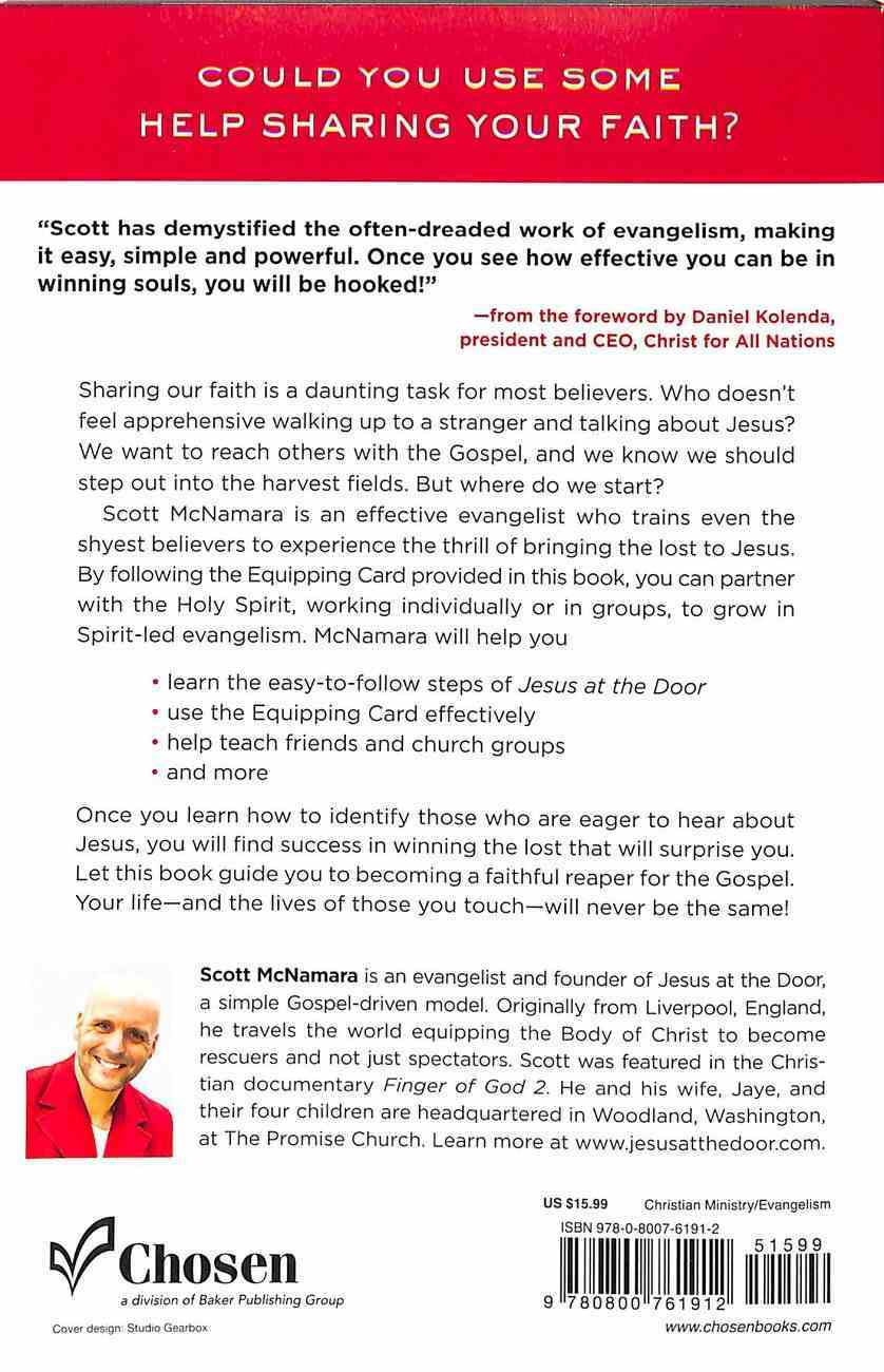 Jesus At the Door: Evangelism Made Easy Paperback