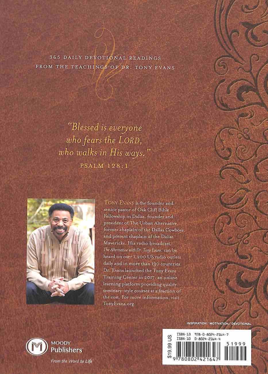 Life Under God: The Kingdom Agenda 365 Daily Devotional Readings Hardback