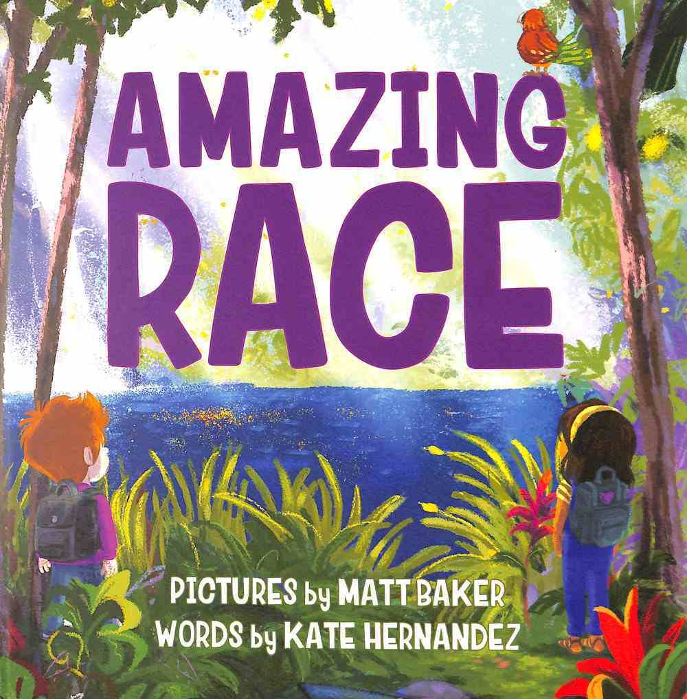 Amazing Race Hardback