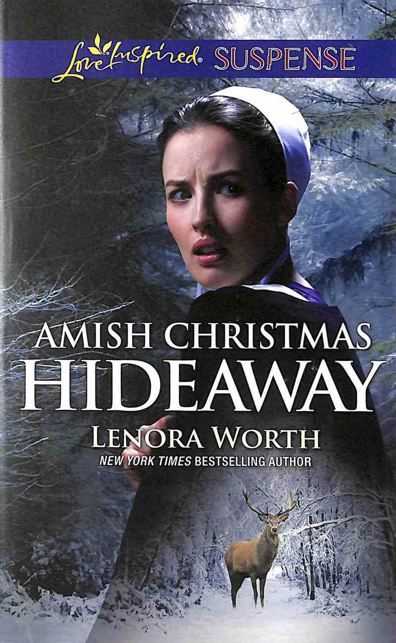 Amish Christmas Hideaway (Love Inspired Suspense Series) Mass Market