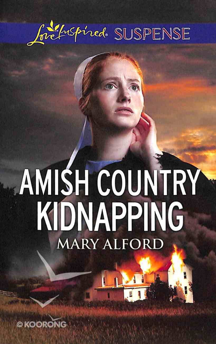 Amish Country Kidnapping (Love Inspired Suspense Series) Mass Market