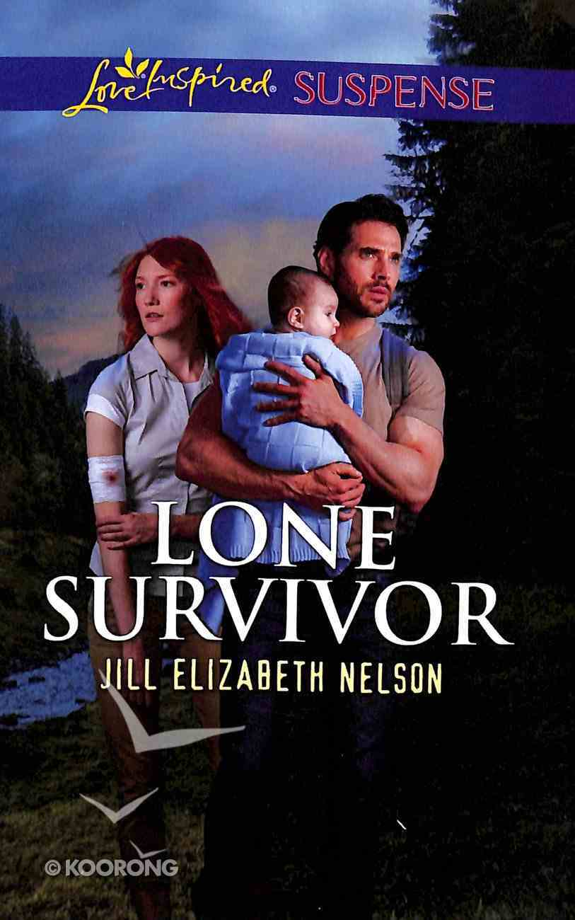 Lone Survivor (Love Inspired Suspense Series) Mass Market
