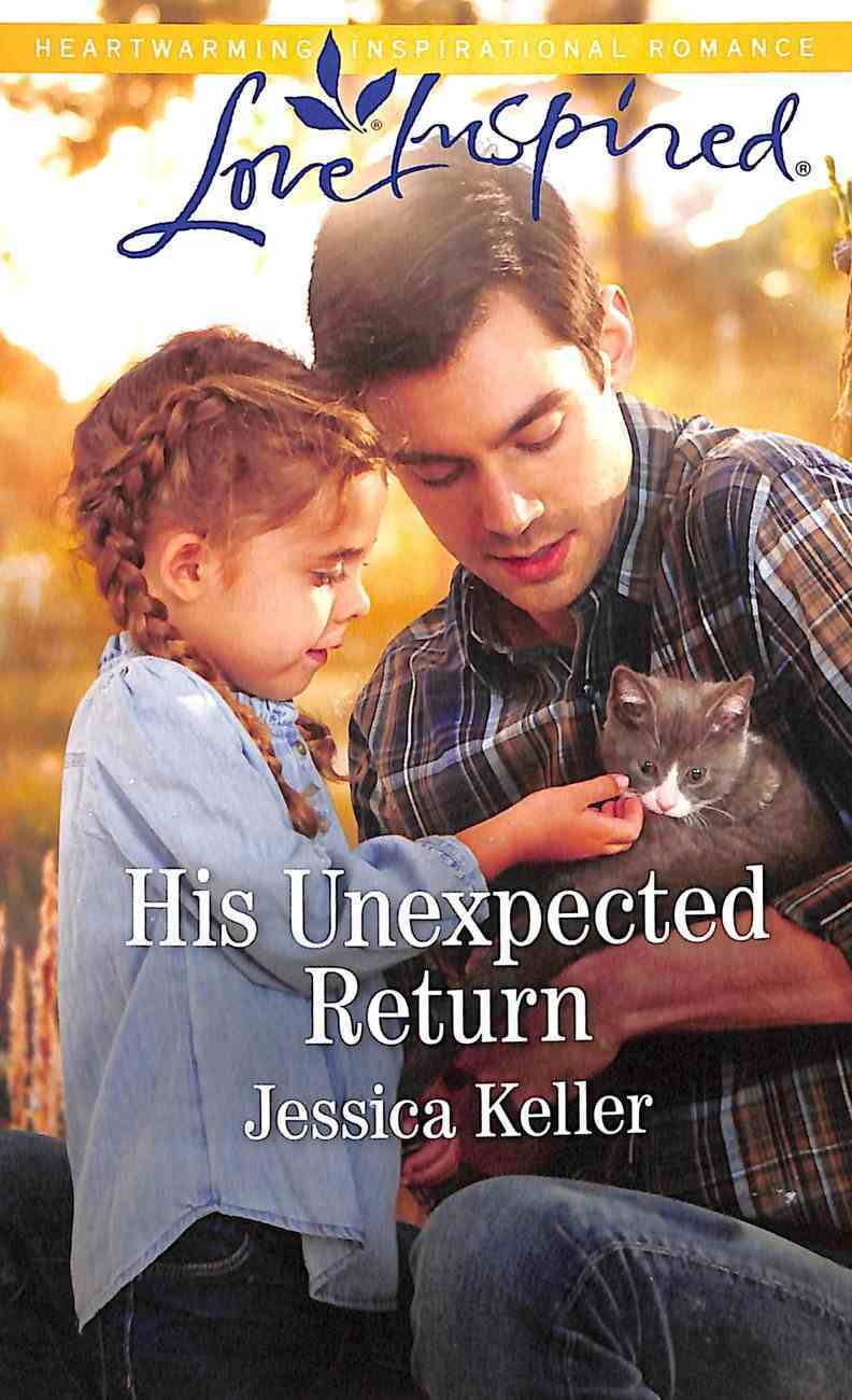His Unexpected Return (Red Dog Ranch) (Love Inspired Series) Mass Market