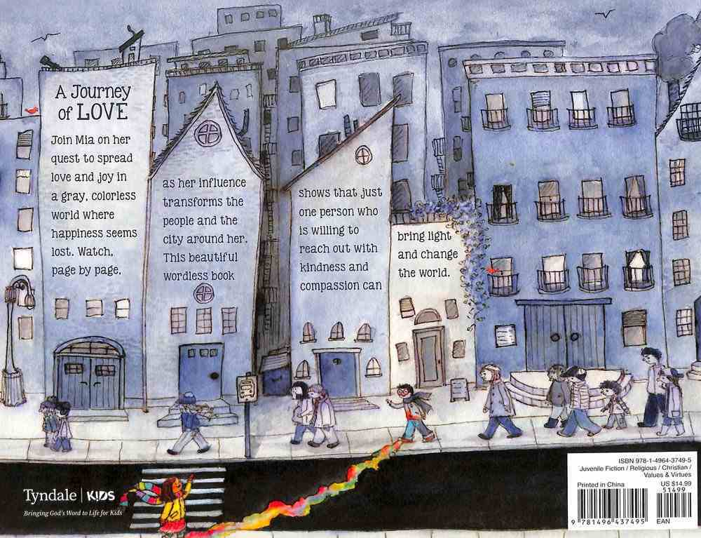 Shine: A Wordless Book About Love Hardback