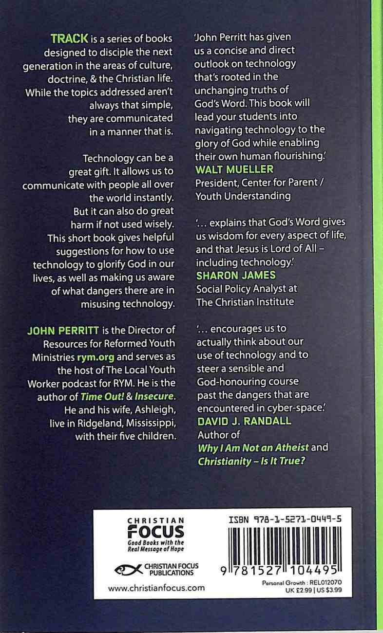 Technology: A Student's Guide to Technology (Track Series) Paperback