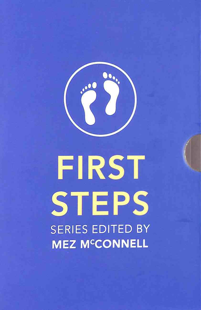 First Steps Box Set (10 Books) (9marks First Steps Series) Paperback