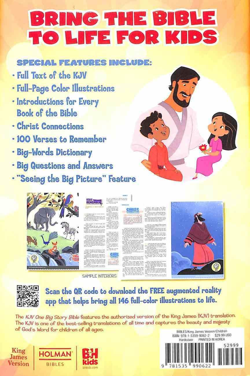 KJV One Big Story Bible Hardback