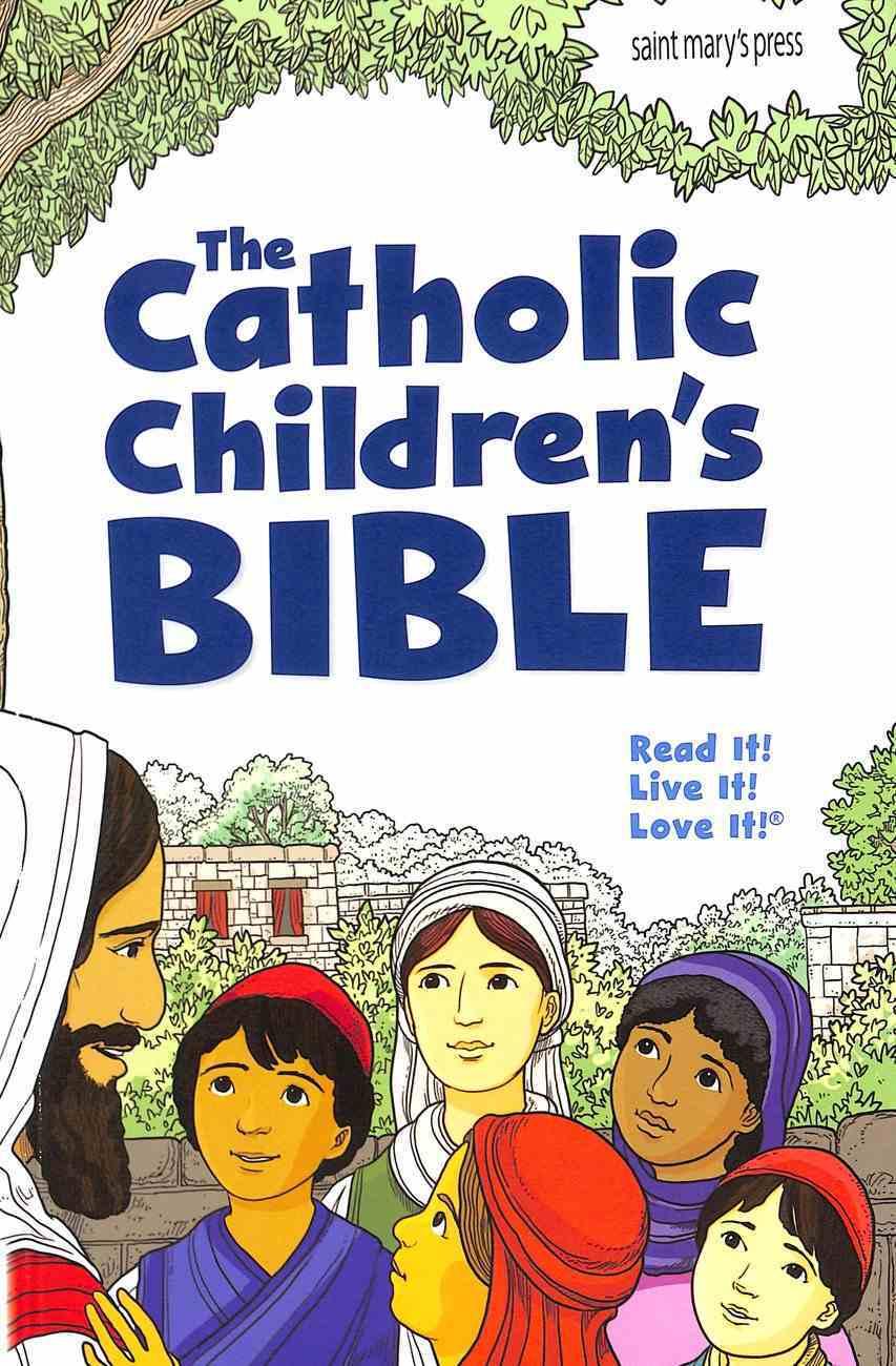 The GNB Catholic Children's Bible Hardback