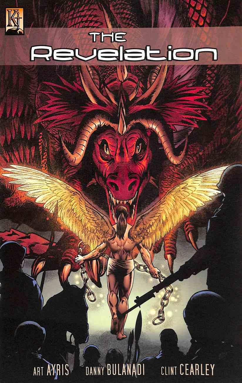 The Revelation (The Kingstone Comic Bible Series) Paperback