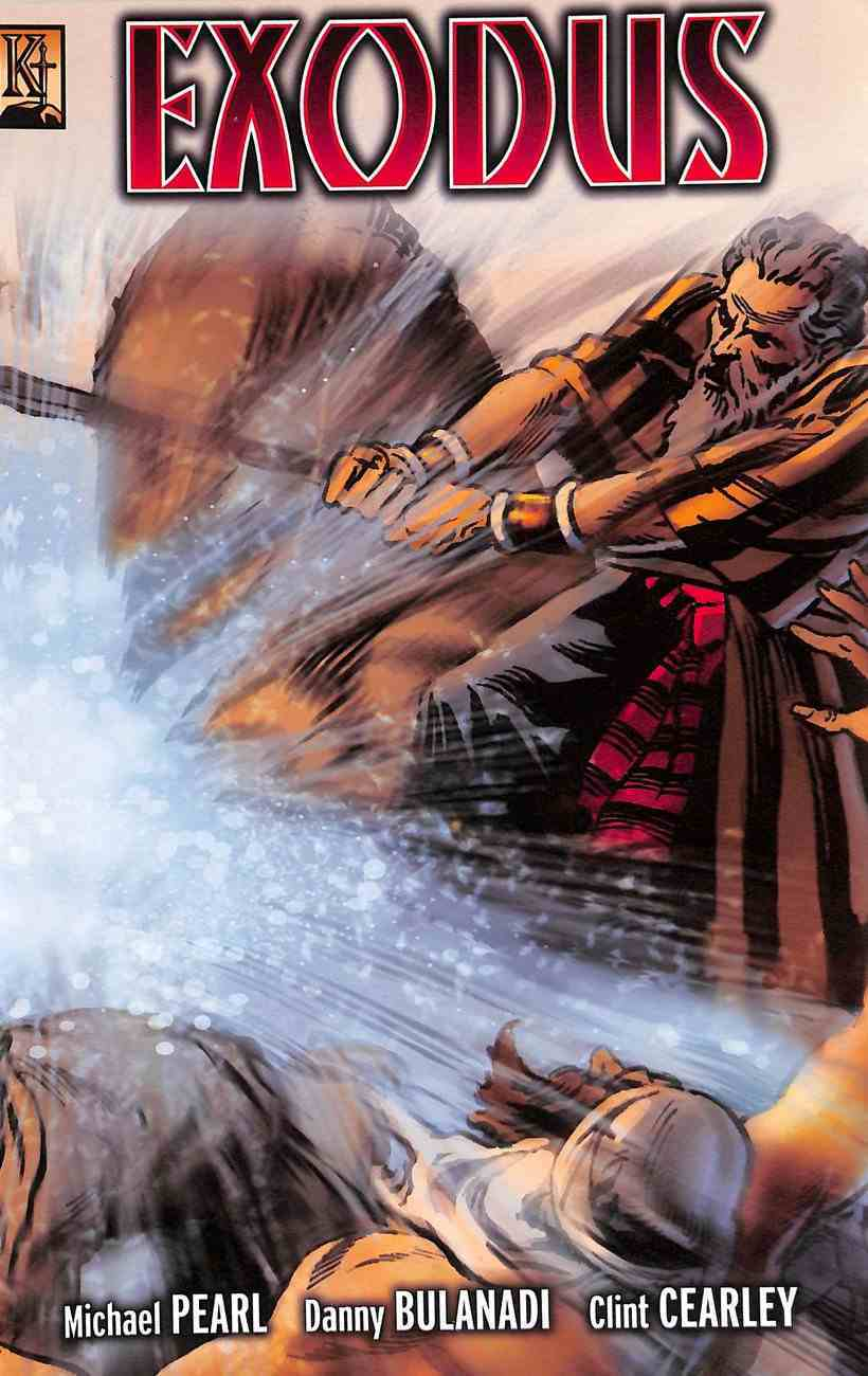 Exodus (The Kingstone Comic Bible Series) Paperback