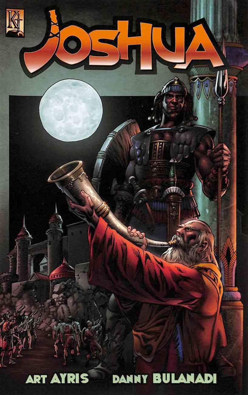 Joshua (The Kingstone Comic Bible Series) Paperback
