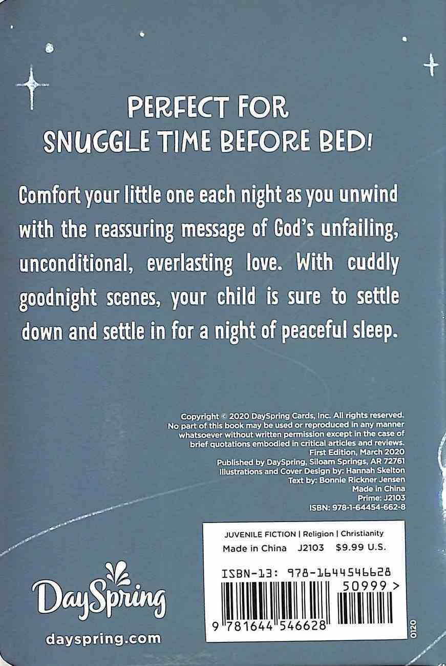 Goodnight Little One, God Loves You: A Tuck-Me-In Book Hardback