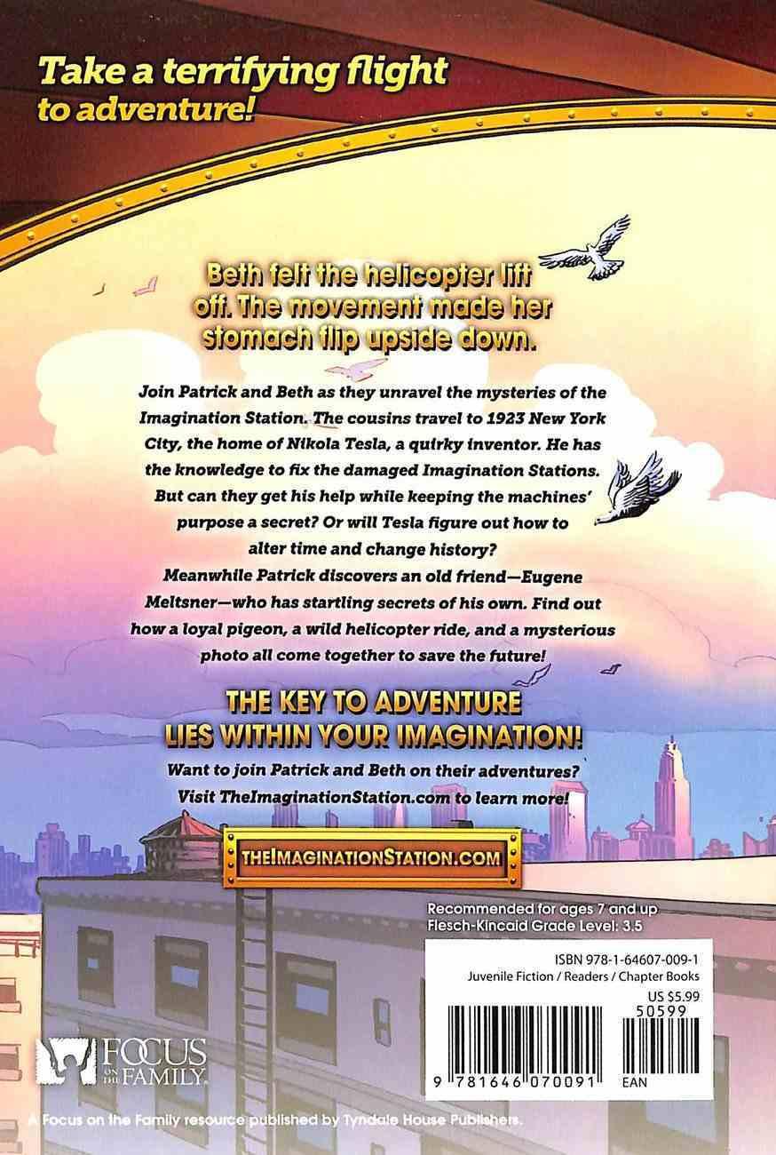 Madman in Manhattan (#21 in Adventures In Odyssey Imagination Station (Aio) Series) Paperback