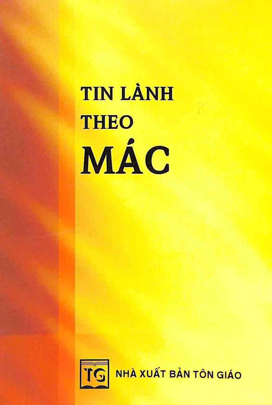Vietnamese Vnov Gospel of Mark (Vietnamese Old Version) Paperback