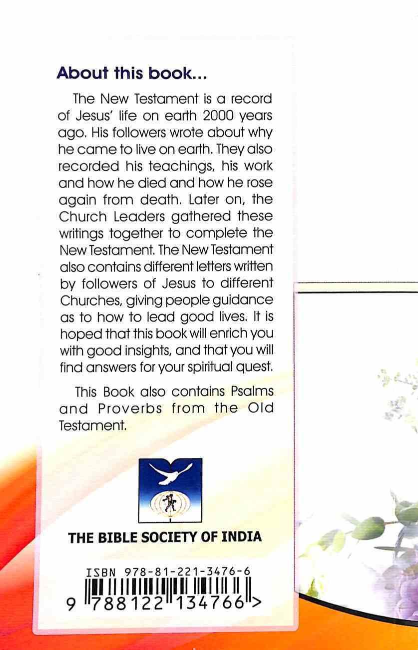Punjabi New Testament Paperback