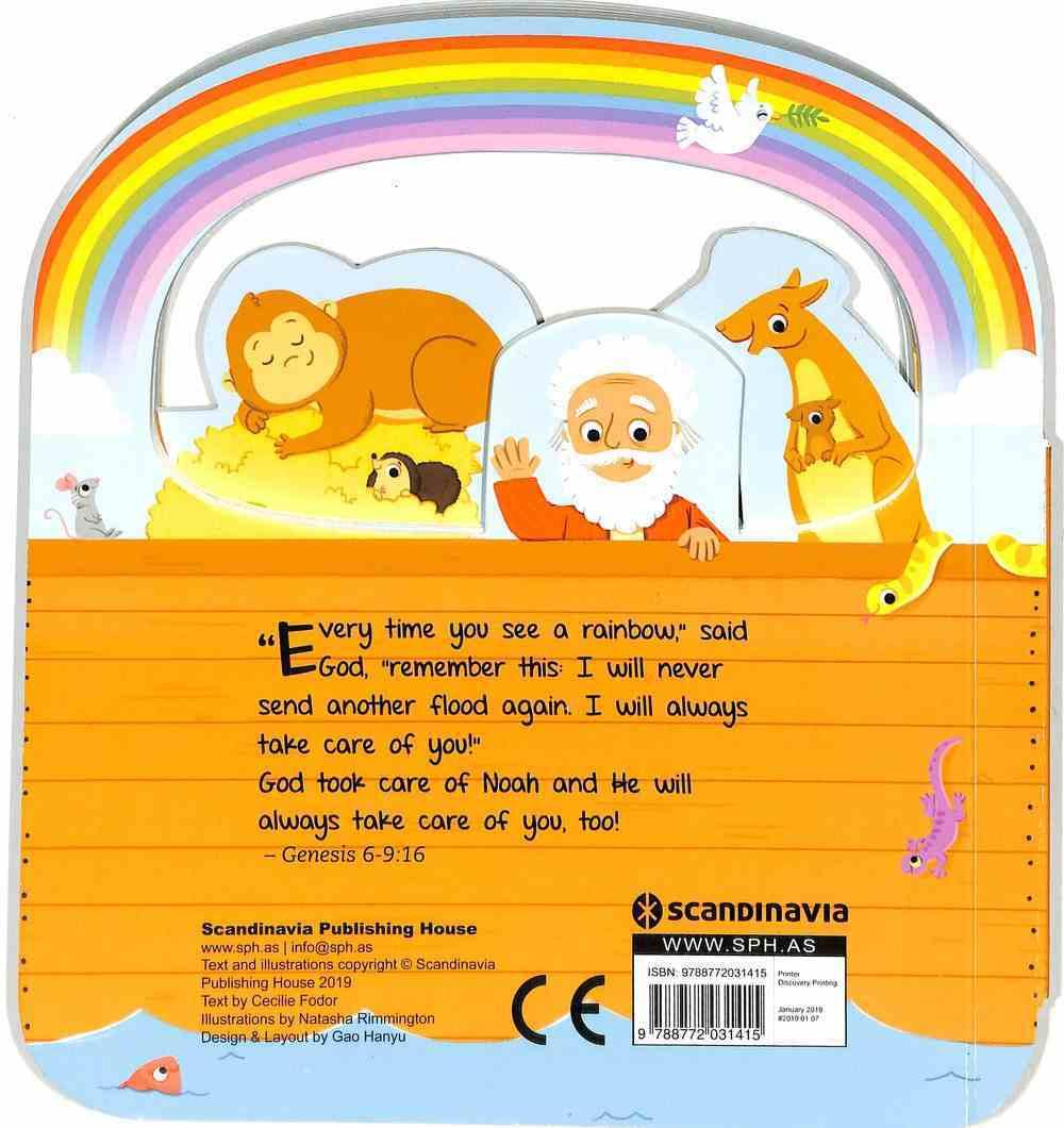 Noah's Ark For Little Ones Board Book