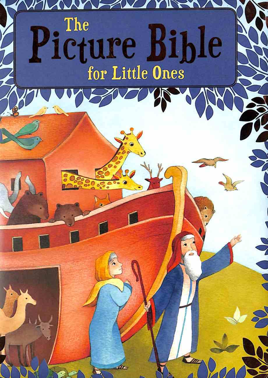 The Picture Bible For Little Ones Padded Hardback