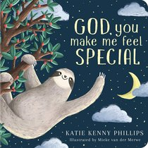Product: God, You Make Me Feel Special Image