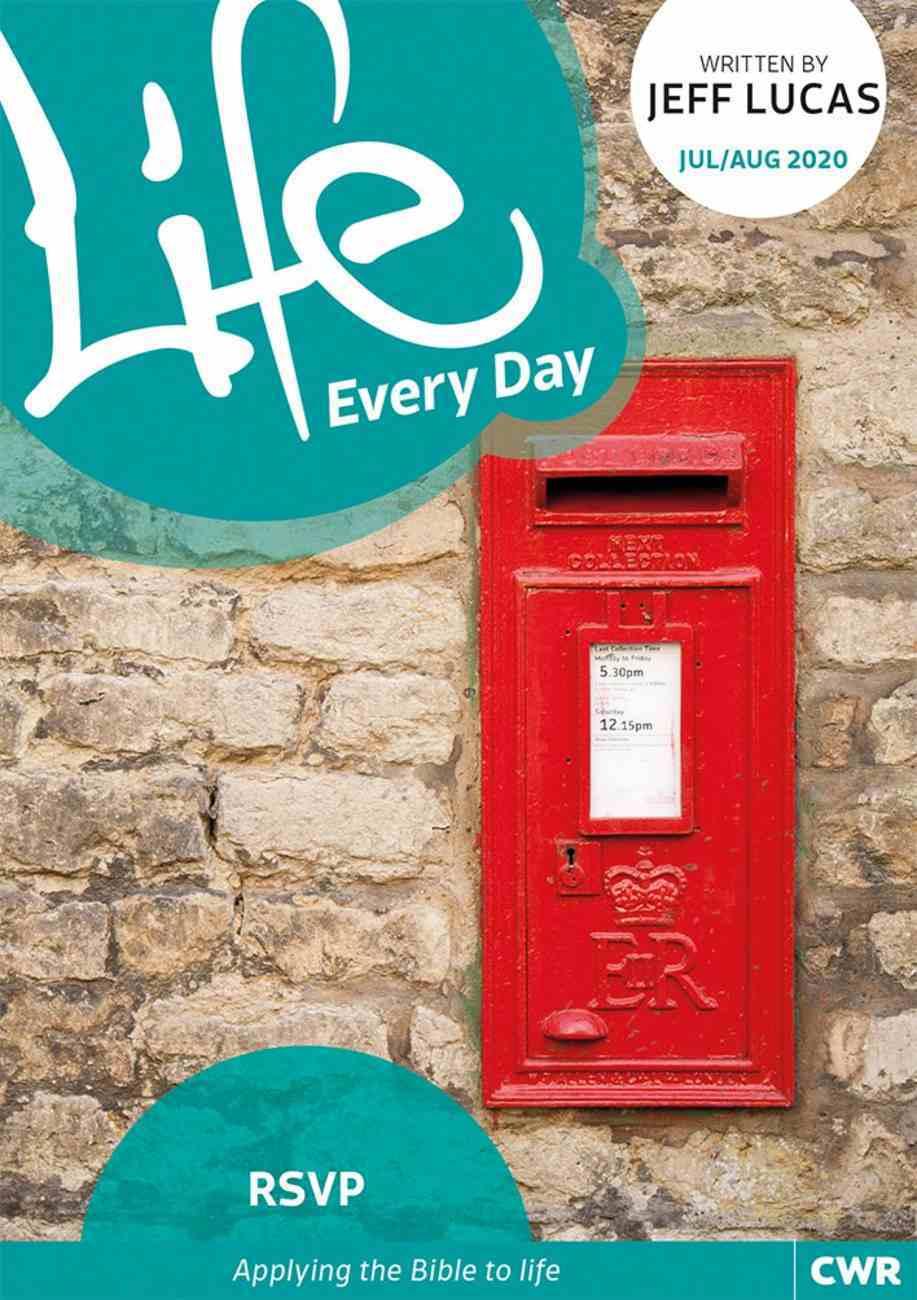 Loled 2020 #04: Jul-Aug (Lucas On Life Every Day) Magazine