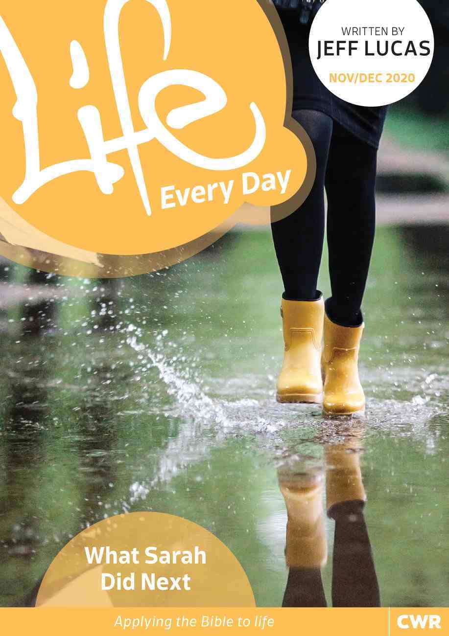 Loled 2020 #06: Nov-Dec (Lucas On Life Every Day) Magazine