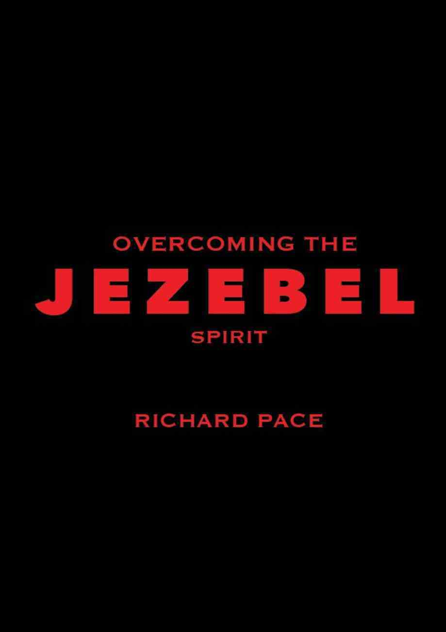 Overcoming the Jezebel Spirit (2mp3 Cds With Booklet) CD