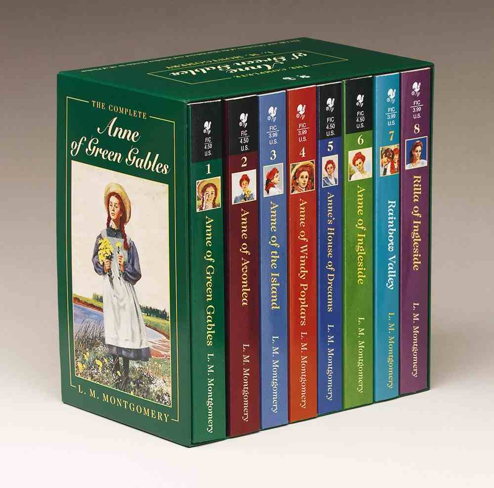 Anne of Green Gables, the Complete Box