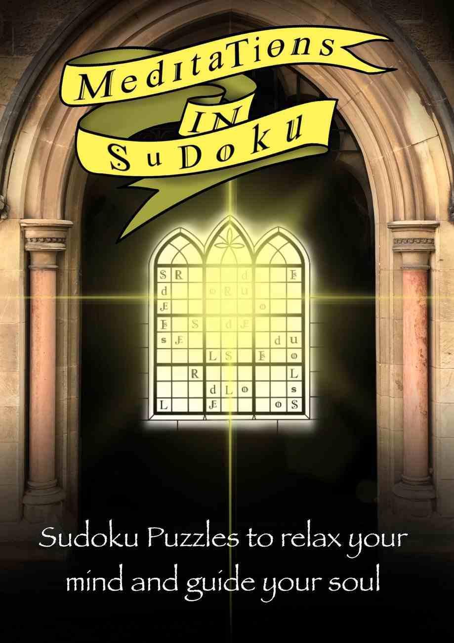 Meditations in Sudoku Paperback
