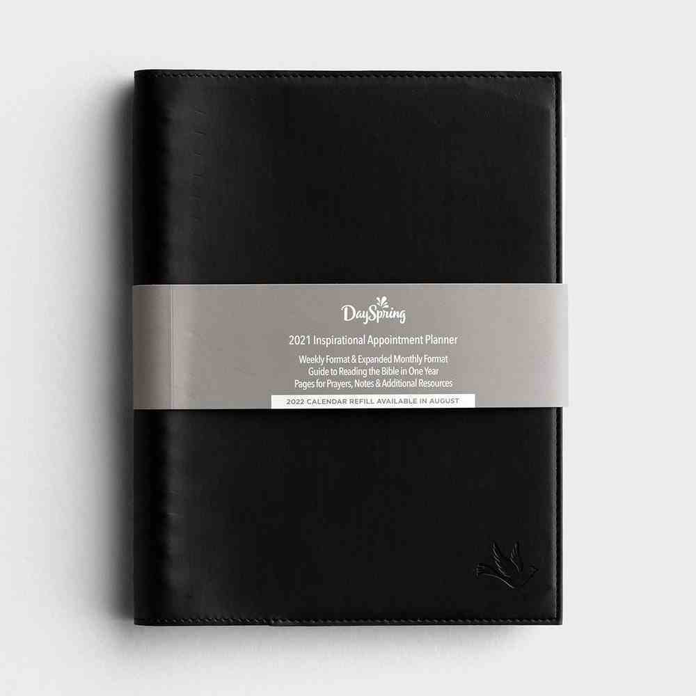 2021 Premium Appointment Diary/Planner Spiral