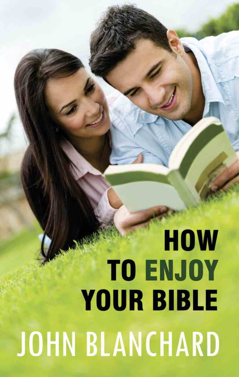 How to Enjoy Your Bible Paperback