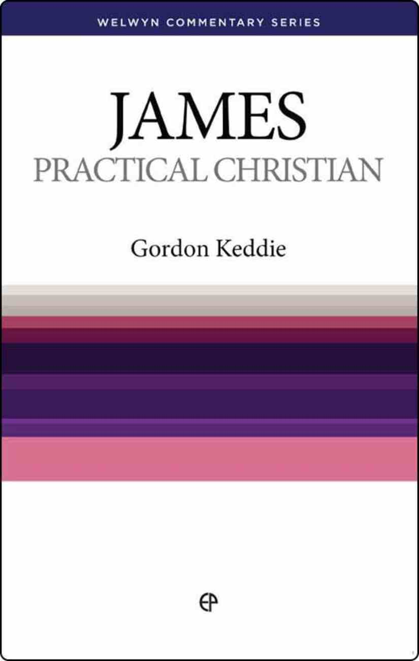 James: The Practical Christian (Welwyn Commentary Series) Paperback