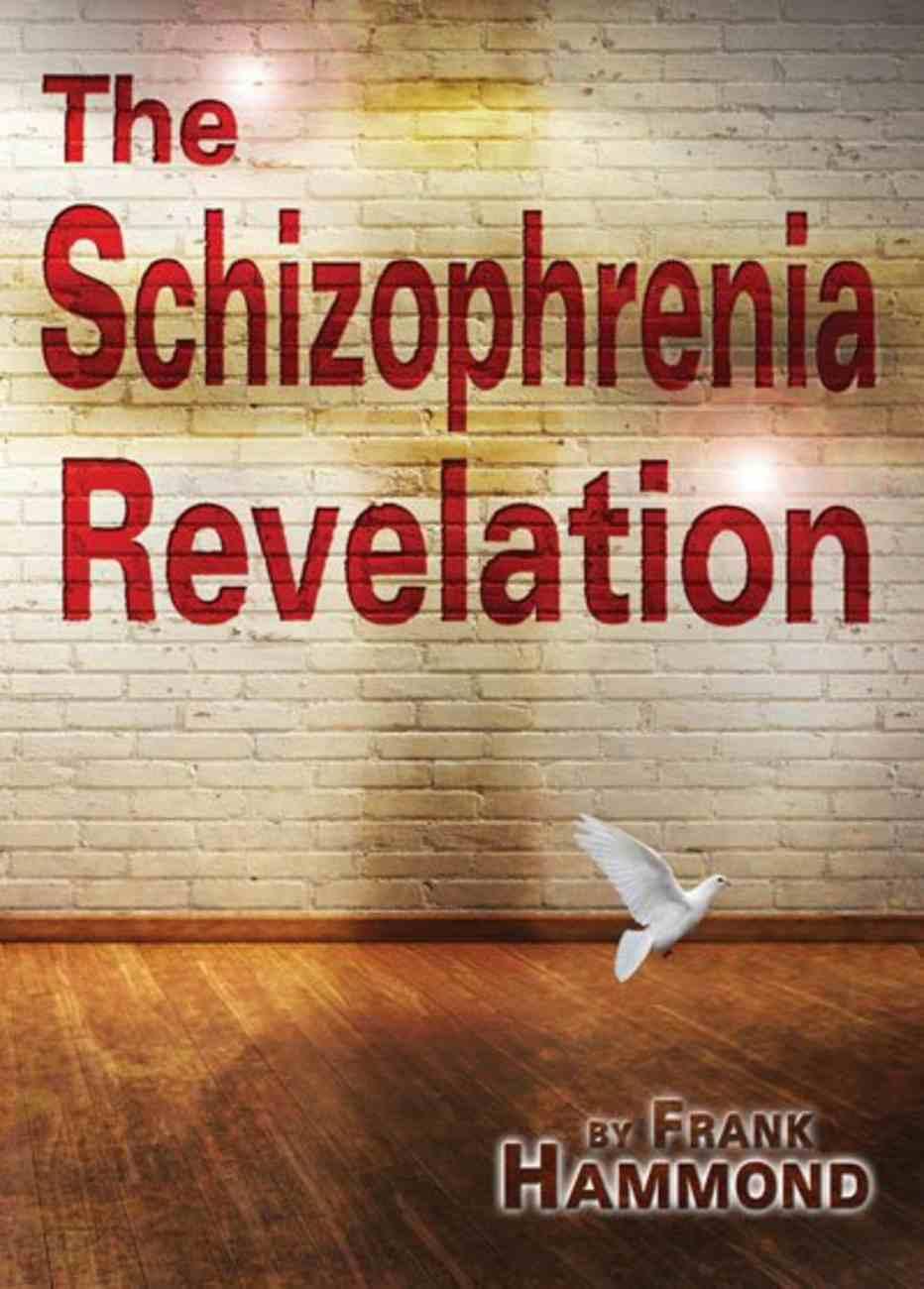 Schizophrenia Revelation (2 Dvds) DVD