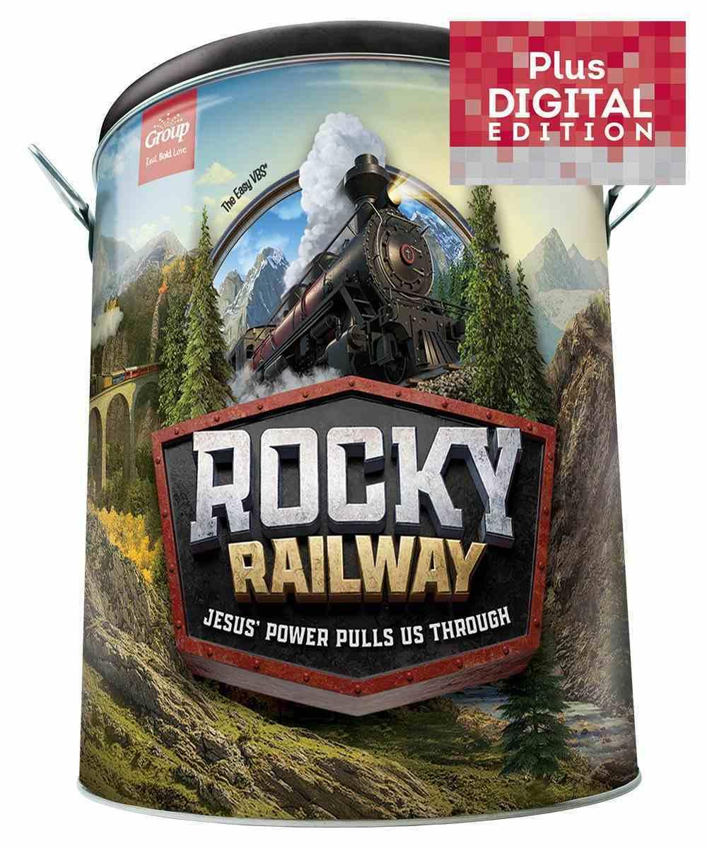 2020 Vbs Rocky Railway Ultimate Starter Kit (Plus Digital Edition) Pack