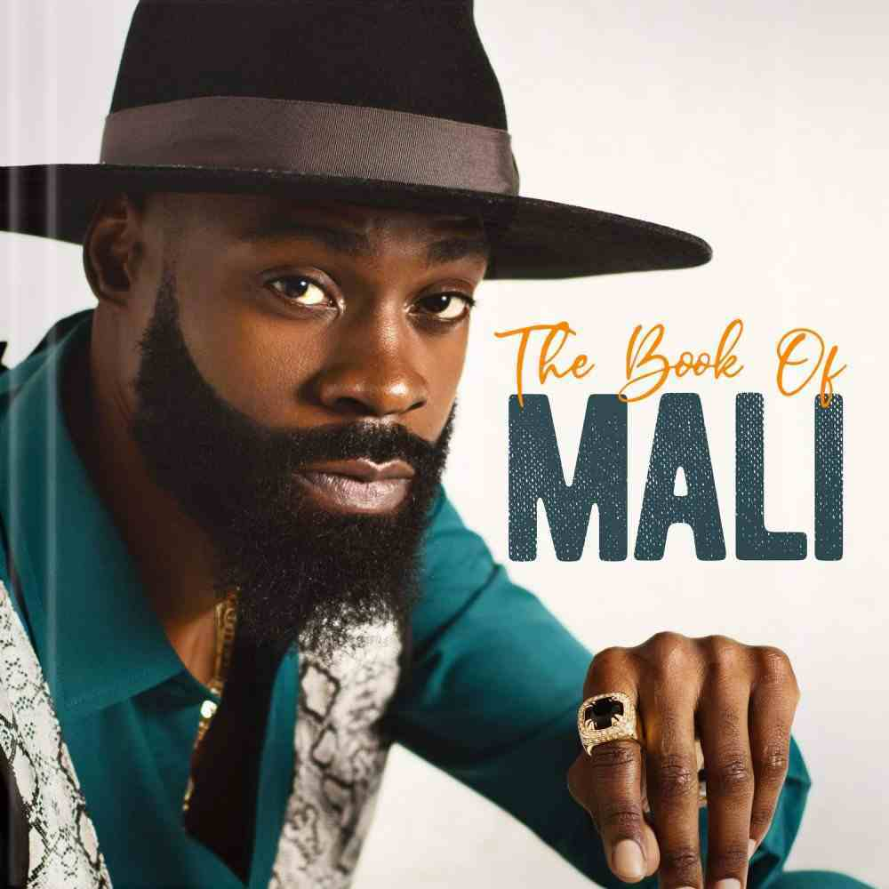 Book of Mali CD