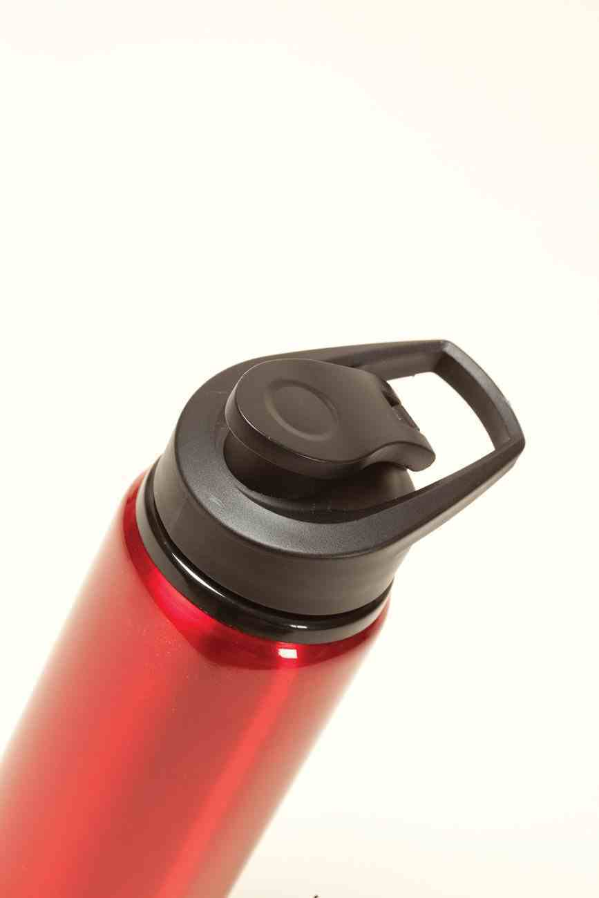 Water Bottle Stainless Steel: Red, 769 ML Homeware