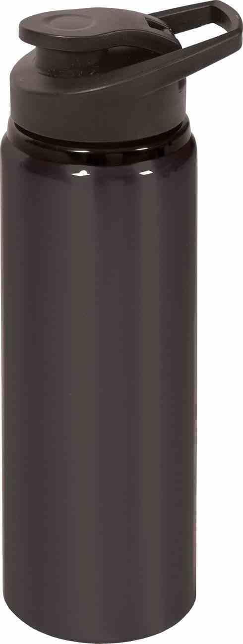 Water Bottle Stainless Steel: Black 769 ML Homeware