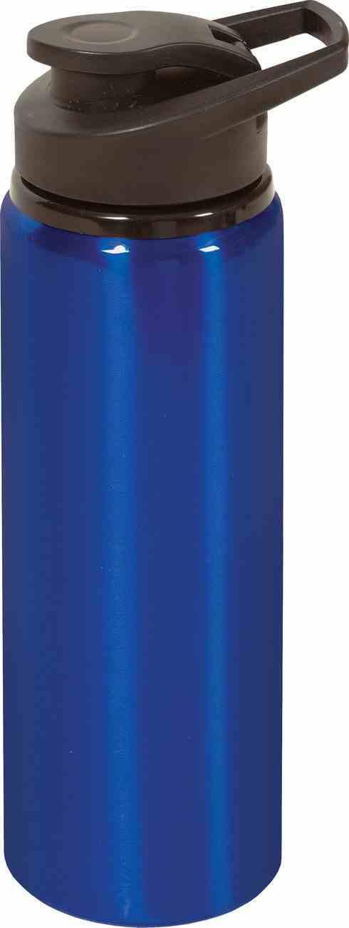 Water Bottle Stainless Steel: Blue, 769 ML Homeware