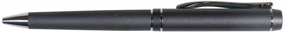 Pen: Grey Metal Stationery