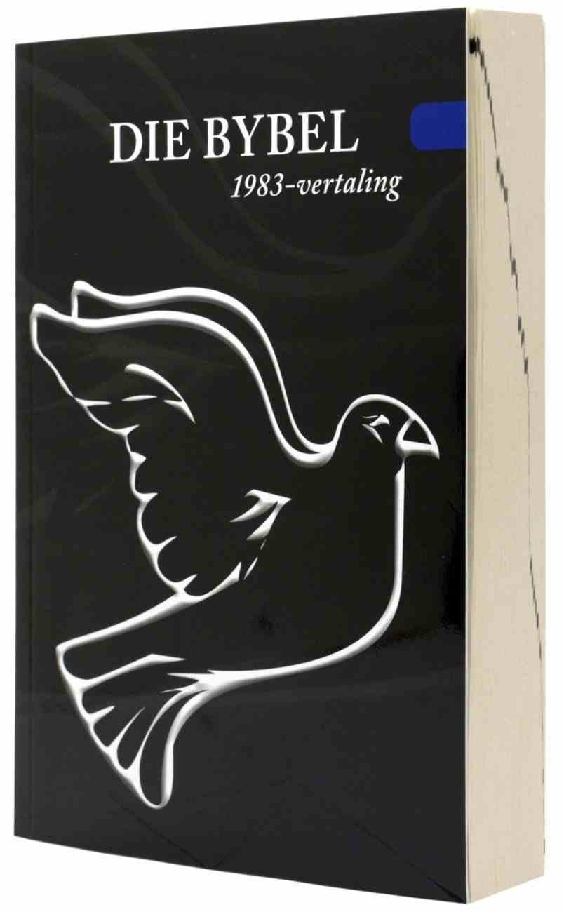Afrikaans Bible 1983 Translation Side Index Paperback